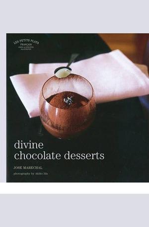 Книга - Les Divine Chocolate Desserts