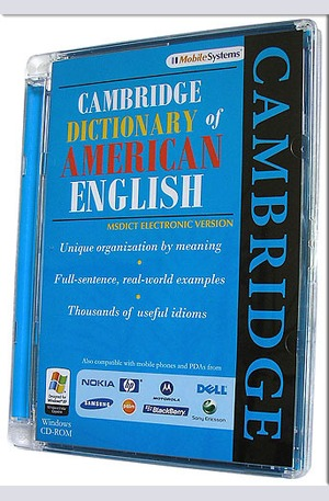 Книга - MSDict Cambridge Dictionary of American English