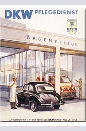 Продукт - Магнит DKW Pflegedienst