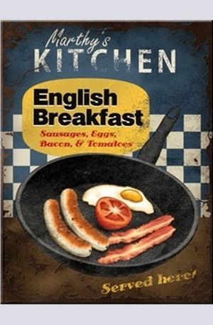 Продукт - Магнит English Breakfast
