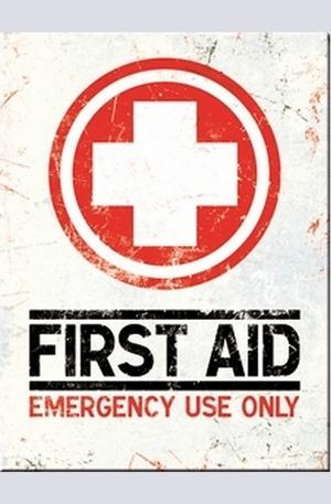 Продукт - Магнит First Aid