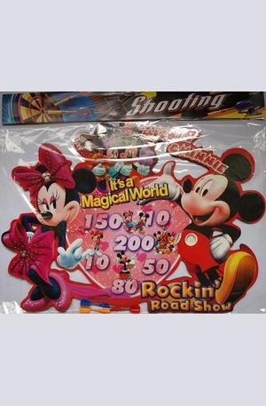 Продукт - Магнитен дартс Mickey & Minnie