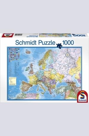 Продукт - Map of Europe - 1000