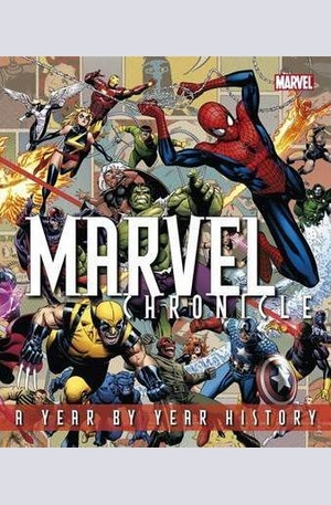 Книга - Marvel Chronicle: A Year by Year History