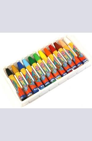 Продукт - Маслени пастели - 12 цвята