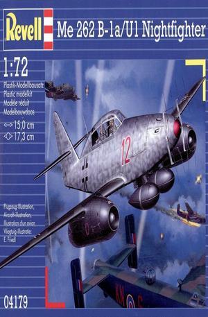 Продукт - Me 262 B-la