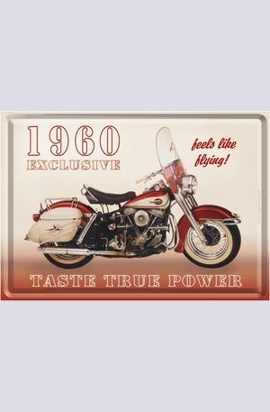 Продукт - Метална картичка 1960 Exclusive