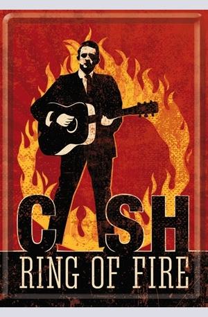 Продукт - Метална картичка Cash Ring of Fire