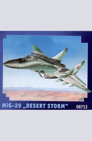 Продукт - MiG-29 Desert Storm