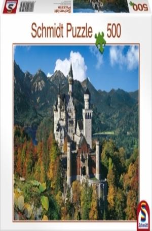 Продукт - Neuschwanstein castle - 500
