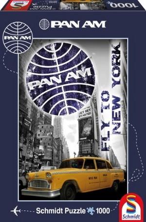 Продукт - New York Taxi - 1000