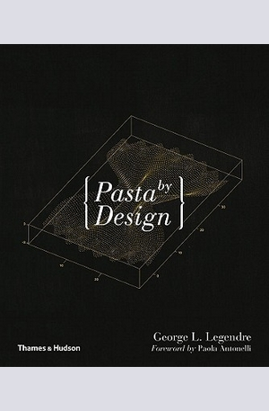 Книга - Pasta by Design