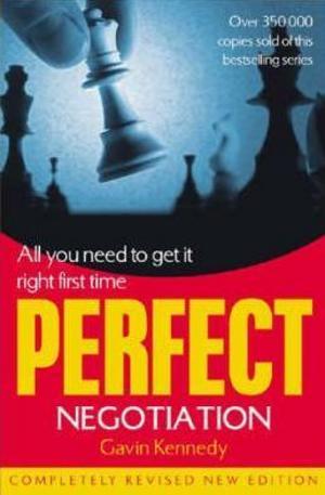 Книга - Perfect Negotiation