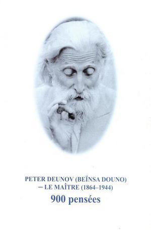 Книга - Peter Deunov - Le Maitre 1864-1944 - 900 pensees