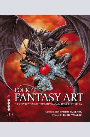 Книга - Pocket Fantasy Art: The Very Best in Contemporary Fantasy Art & Illustration