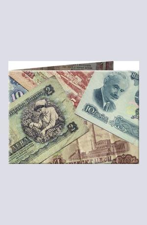 Продукт - Портмоне Slim Wallet 7 BG Money