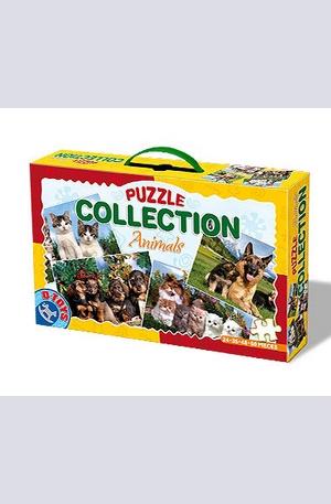 Продукт - Puzzle collection - Animals