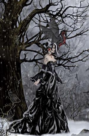 Продукт - Queen of Darkness - 1000