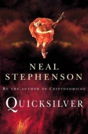 Книга - Quicksilver