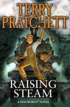 Книга - Raising Steam