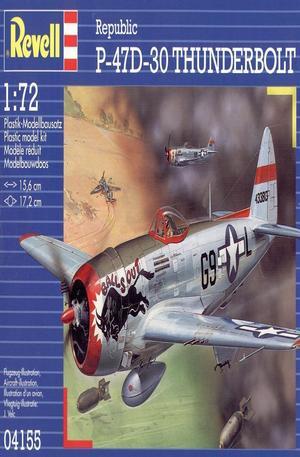 Продукт - Republic P-7D-30 Thunderbolt