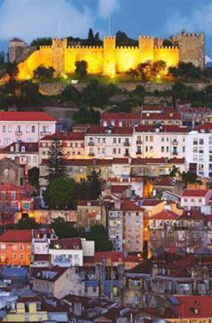 Продукт - Saint George Castle, Lisbon - 500