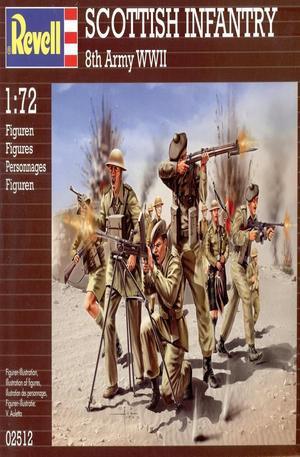 Продукт - Scottish Infantry