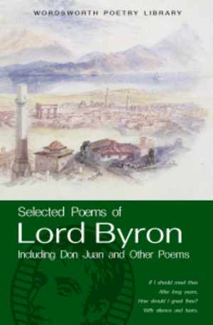 Книга - Selected Poems of Lord Byron
