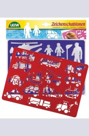 Продукт - Шаблони - хора и превозни средства