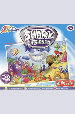 Продукт - Shark & Friends