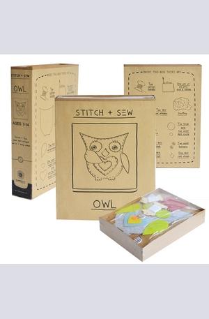 Продукт - Stitch and sew Owl