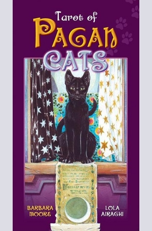 Книга - Tarot of Pagan Cats