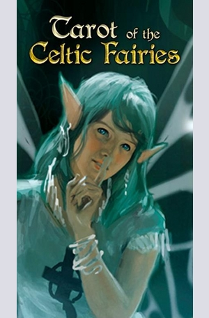 Книга - Tarot of the Celtic Fairies