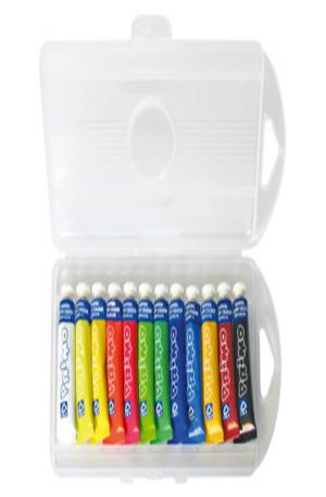 Продукт - Темперни бои - 12 цвята
