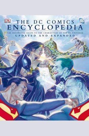 Книга - The DC Comics Encyclopedia