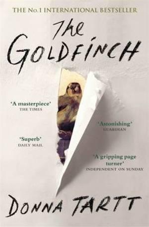Книга - The Goldfinch