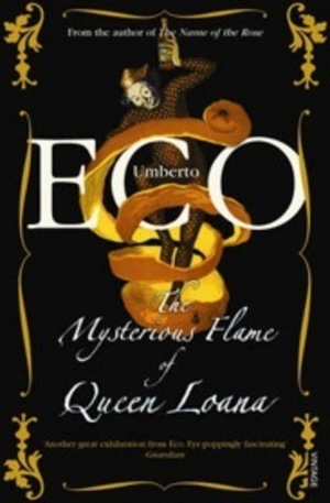 Книга - The Mysterious Flame of Queen Loana