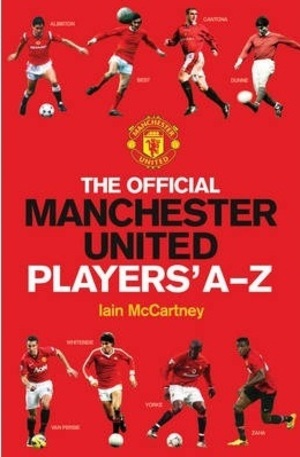 Книга - The Official Manchester United Players A-Z