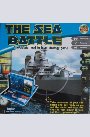 Продукт - The Sea Battle