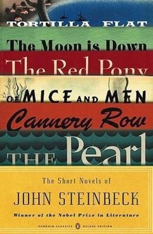 Книга - The Short Novels of John Steinbeck
