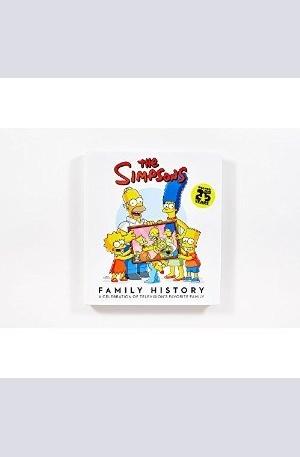 Книга - The Simpsons Family History