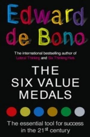 Книга - The Six Value Medals