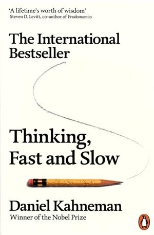 Книга - Thinking, Fast and Slow
