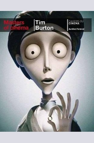 Книга - Tim Burton