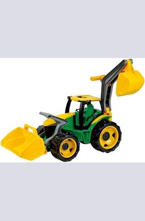 Продукт - Трактор със задно гребло