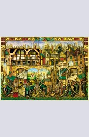 Продукт - Tree houses - 1000