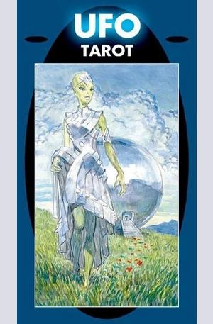Книга - Ufo Tarot