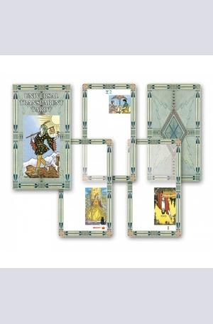 Книга - Universal Transparent Tarot