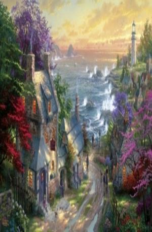 Продукт - Village by the Lighthouse - 1000