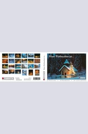 Книга - Wenn Weihnachten ist...